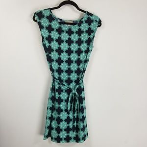 Banana republic Petite sleeveless tie dress XXS